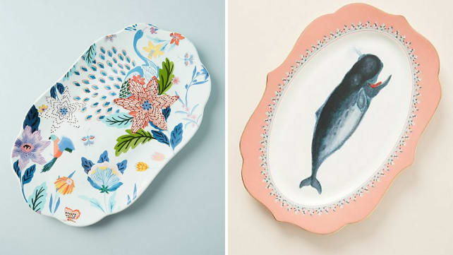 Anthropologie-platters