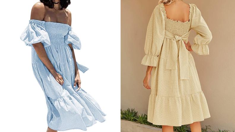 Amazon Nap Dress dupe