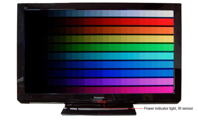Easy Replacement Remote Control Suitable for Panasonic TC-P42X3 TC-P46X3 TC-P50X3 Viera LCD LED TV