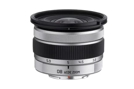 Product Image - Pentax 08 Wide Zoom 3.8-5.9mm f/3.7-4
