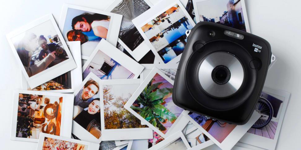 Fujifilm SQ10 Camera