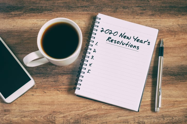 These 10 apps can help you stick with your New Year's resolutions.