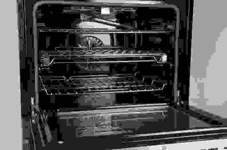 Frigidaire FPGH3077RF cavity