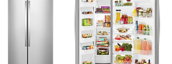 Kenmore 41173 side by side refrigerator   hero 2