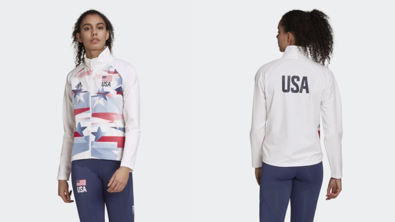 Adidas Team USA jacket