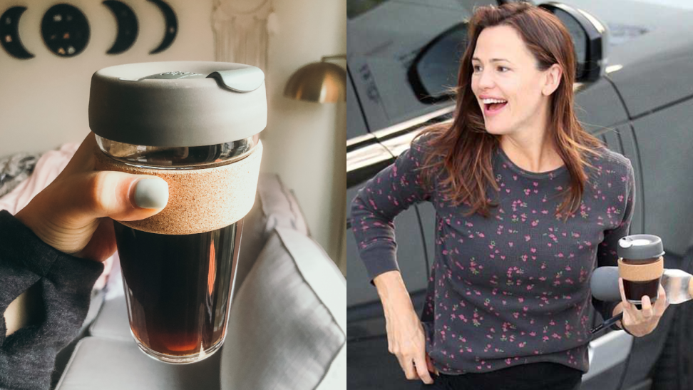 KeepCup Jennifer Garner