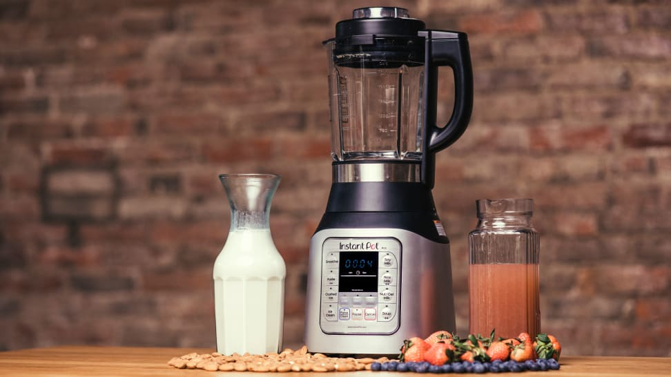 Instant Pot makes a $99 blender—is it better than a Vitamix?