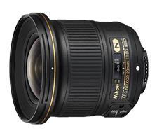 Product Image - Nikon AF-S Nikkor 20mm f/1.8G ED
