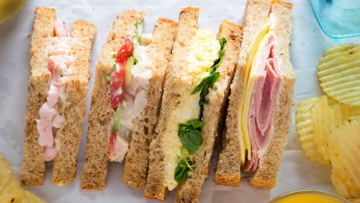 These are the most popular sandwiches in the U.S., according to a report