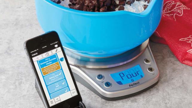 Perfect Company Smart Baking Scale