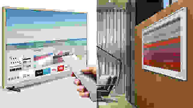 Samsung Frame Smart TV