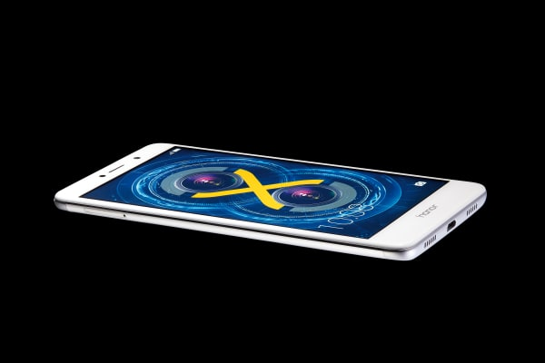 Huawei Honor 6X Side