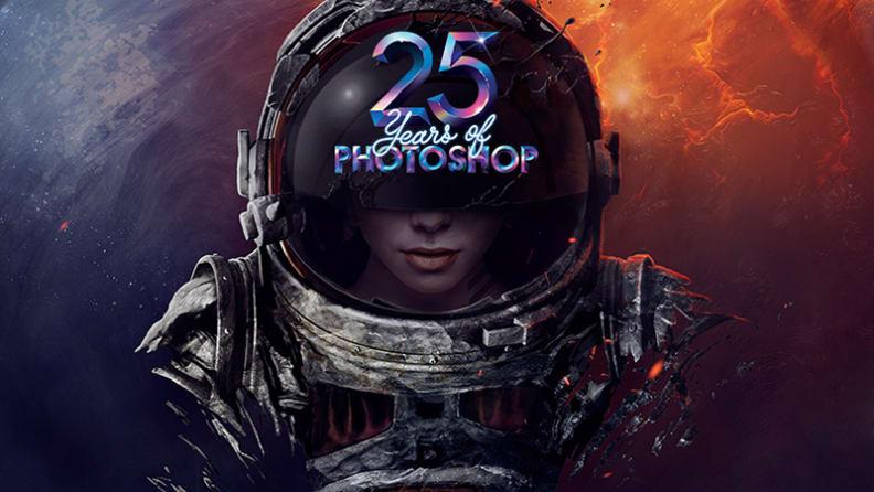 Photoshop 25th anniversary