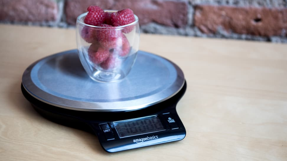 amazonbasics digital kitchen scale best value - Best Digital Kitchen Scale