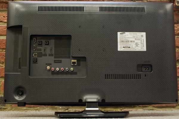 Samsung UN24H4500 back