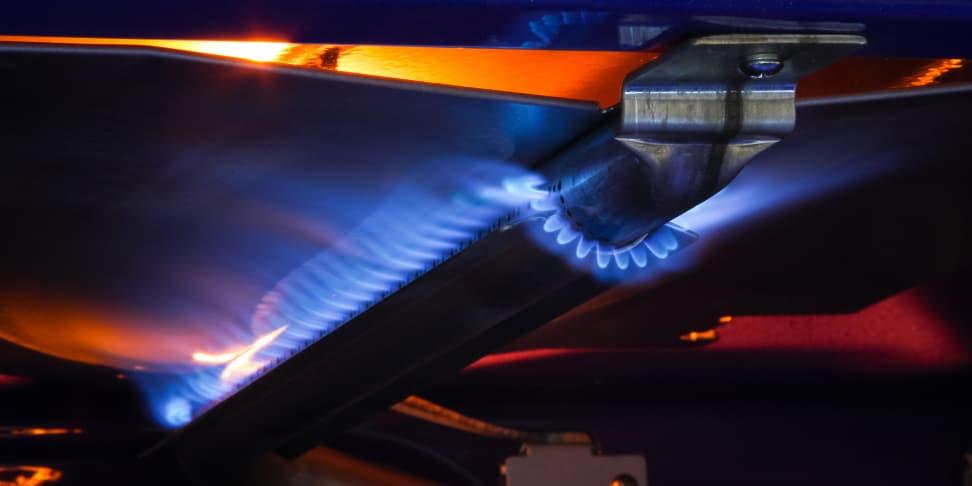 LG LDG4315ST gas range