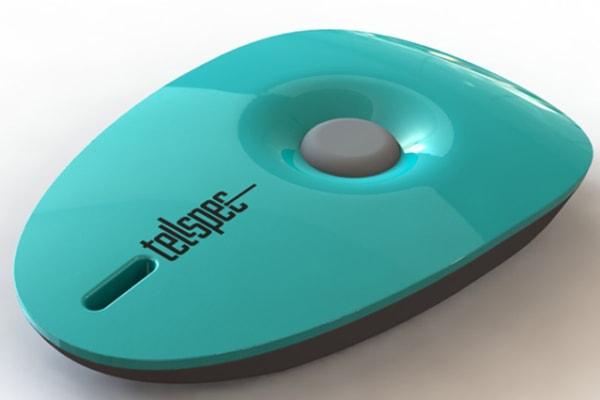 The TellSpec prototype design.