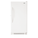 Frigidaire ffuh17f2nw upright freezer