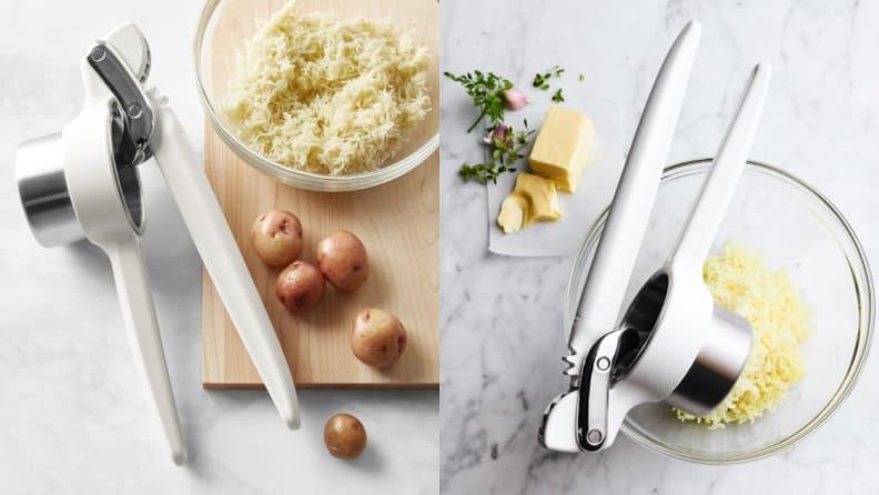 Holiday Dinner: Potato Ricer