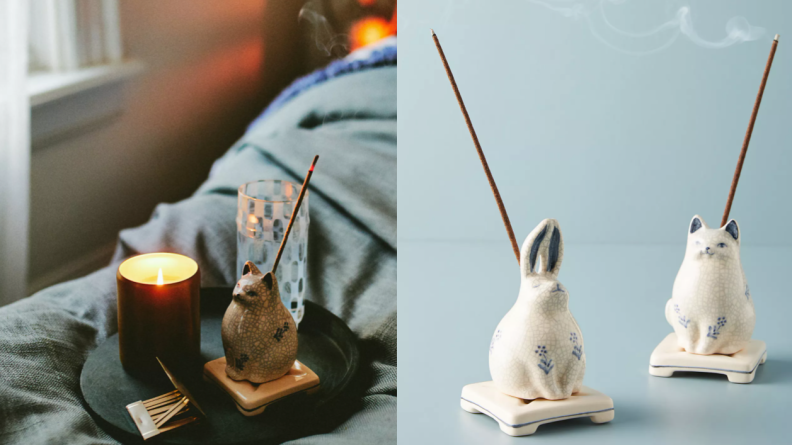 animal reed diffuser