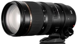 Product Image - Tamron SP 70-200mm f/2.8 Di VC USD
