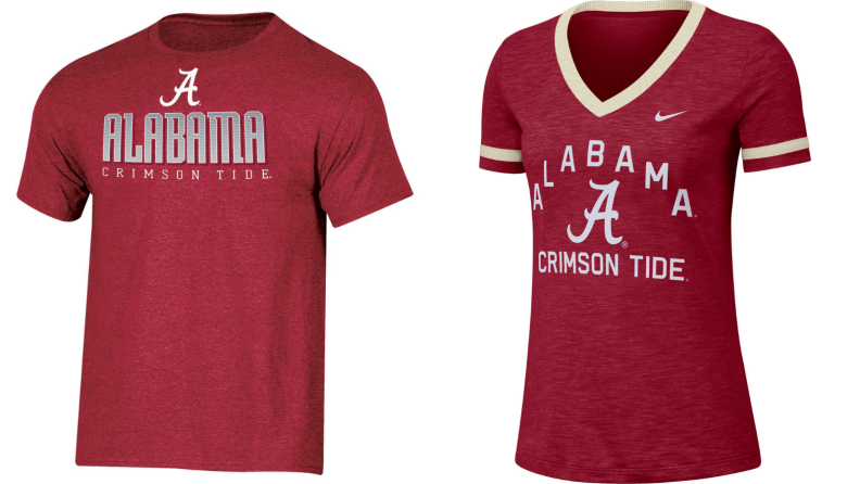 Alabama tees