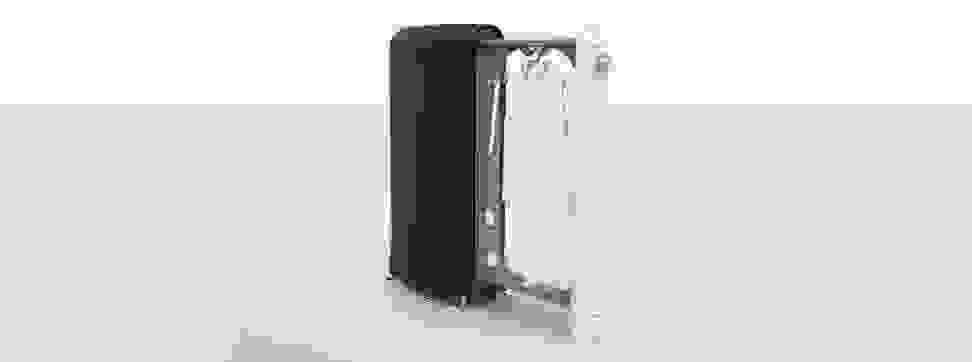 The Swash machine from Whirlpool.