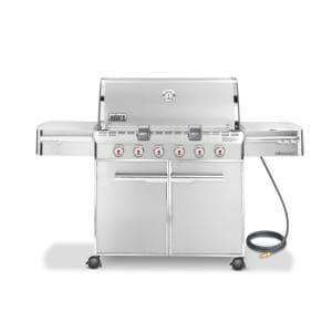 Product Image - Weber  Summit S-620 6-Burner Grill
