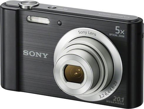 Product Image - Sony Cyber-shot DSC-W800
