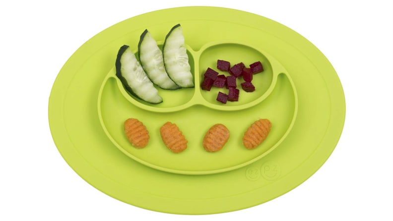 Silicone Placemat & Plate