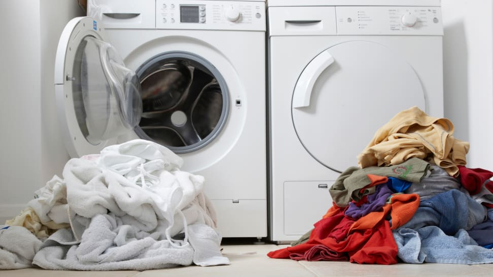 Here's how to separate your laundry.