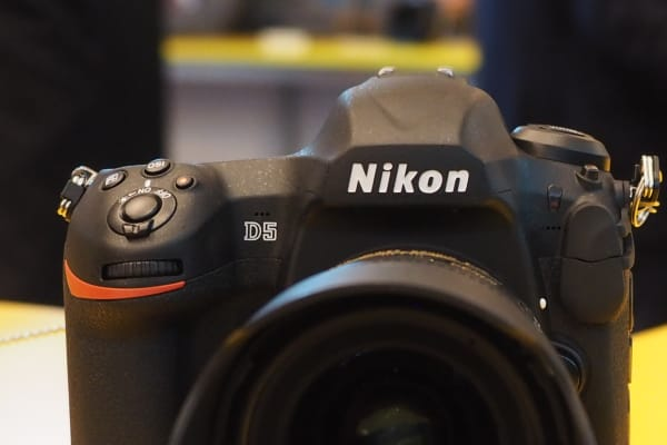 The D5 is Nikon's premiere DSLR, ideal for professionals who rely on their camera day-in and day-out.