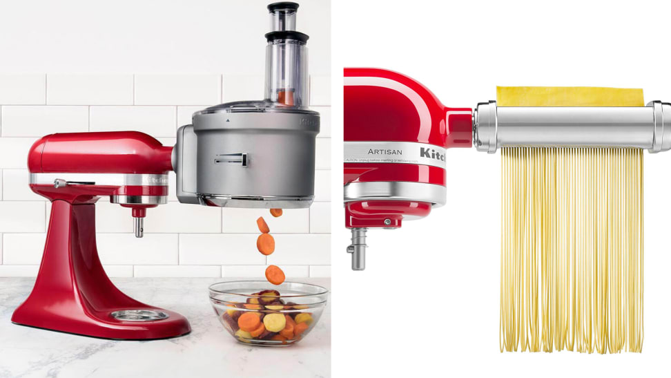 The 7 best accessories you can buy for a KitchenAid stand ...