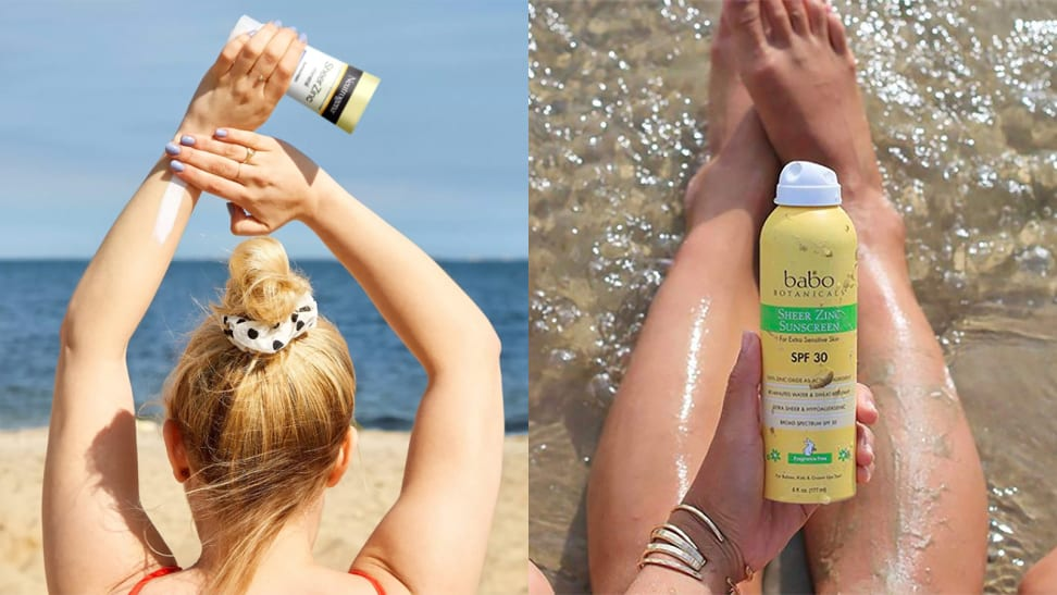 7 sunscreens that are safer for you and the earth