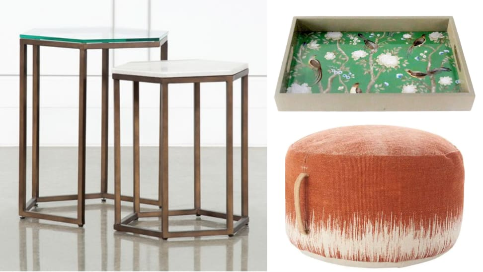 Nate and Jeremiah, Grace Mitchell, and Christian Siriano home decor designs