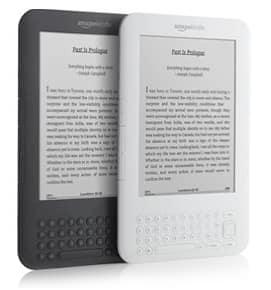 Product Image - Amazon Kindle Keyboard 3G