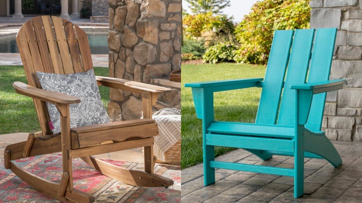 10 top-rated Adirondack chairs for your patio