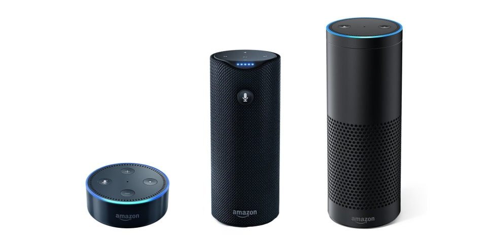 The Amazon Echo is back down to its lowest price right now