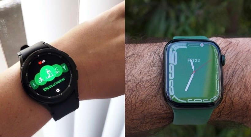 Apple Watch Series 7 vs Samsung Galaxy Watch 4: Which should you buy?