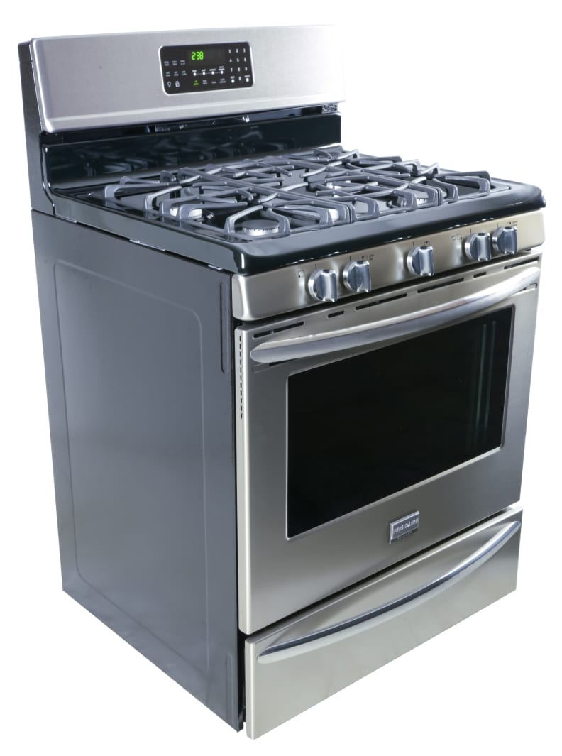 This is actually the Frigidaire FGGF3054MF, but the aesthetics are almost identical.