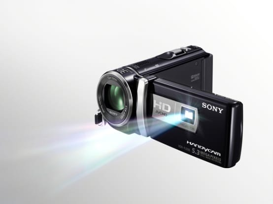 Product Image - Sony  Handycam HDR-PJ200