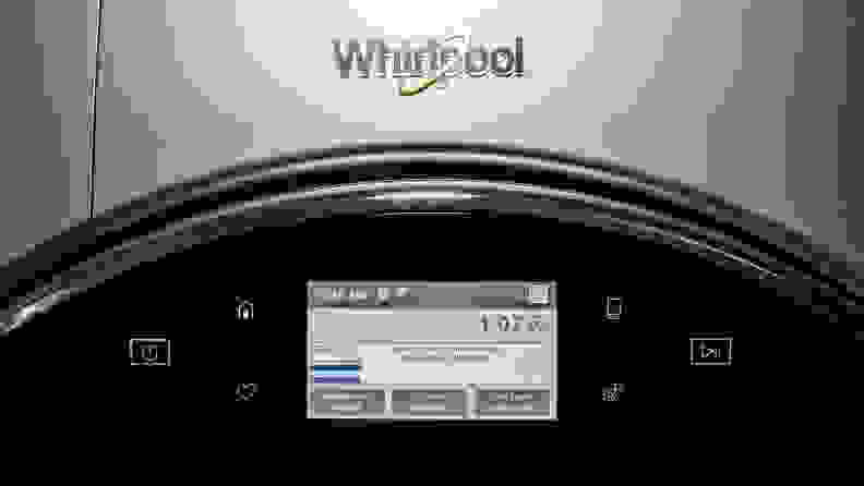 Whirpool WFW9620HC Front-load Washing Machine Front