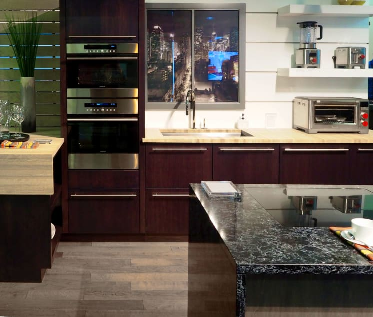 From Manhattan To Milan, These Appliances Will Fit Any Kitchen.