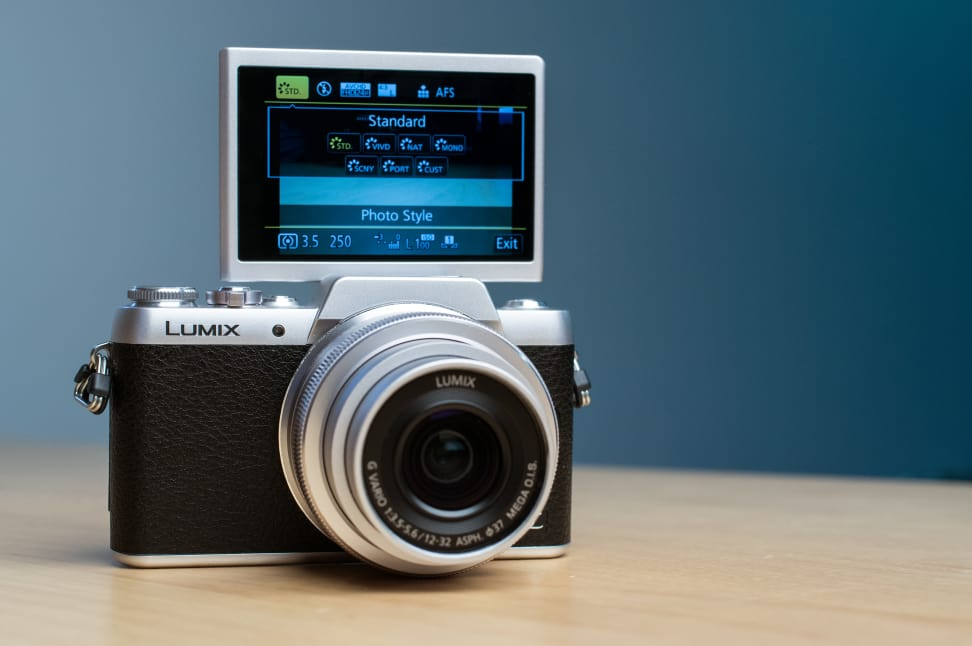 Panasonic DMC-GF7 Digital Camera Review