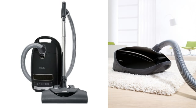 Best Cannister Vacuum: Miele C3 Series