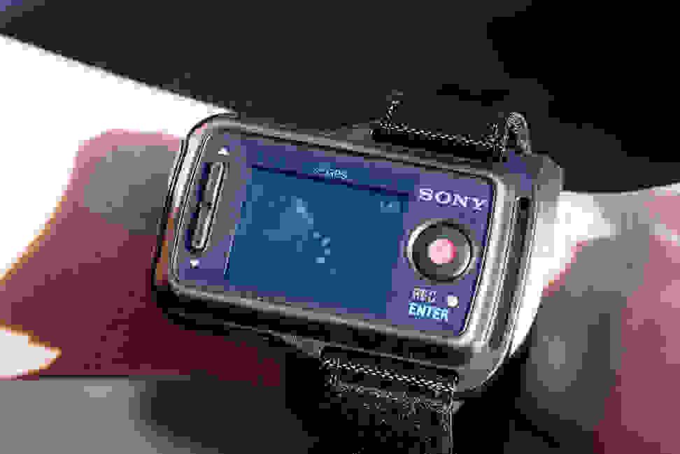 Sony HDR-AZ1 Live-View Remote
