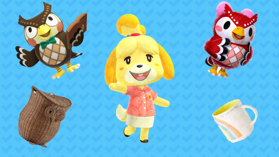 The cutest decor for your home, according to your favorite Animal Crossing character