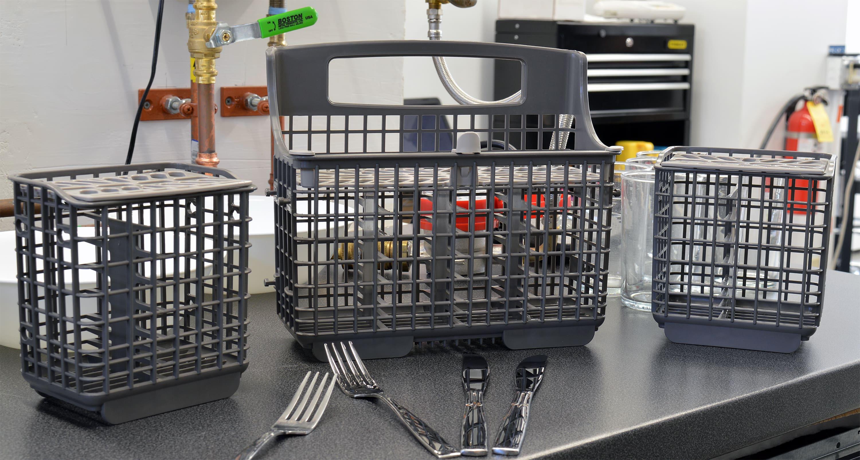 Kenmore Elite 14753 splittable cutlery basket