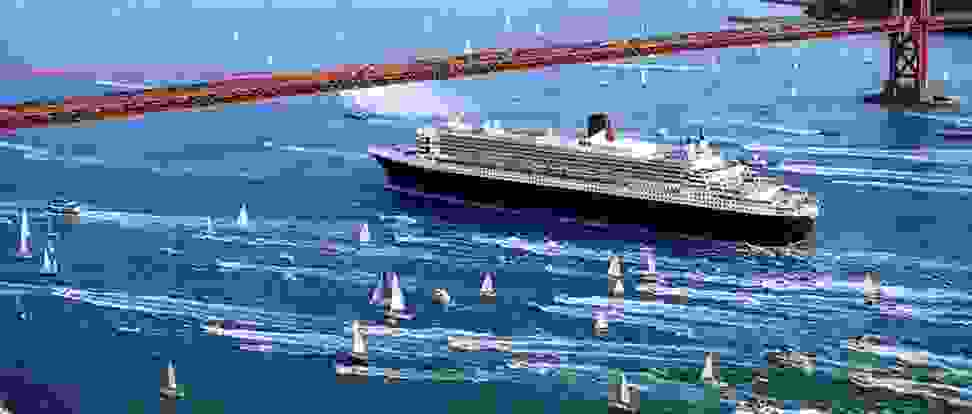 Product Image - Cunard Line Queen Mary 2
