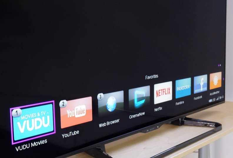 Sharp LC-60LE660U LED TV Review - Reviewed Televisions